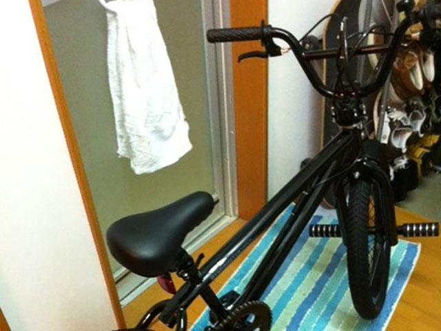 注文していたBMXのような自転車が届いた!組み上げたらBMXぽい!ENCOUNTER BM-20E!!
