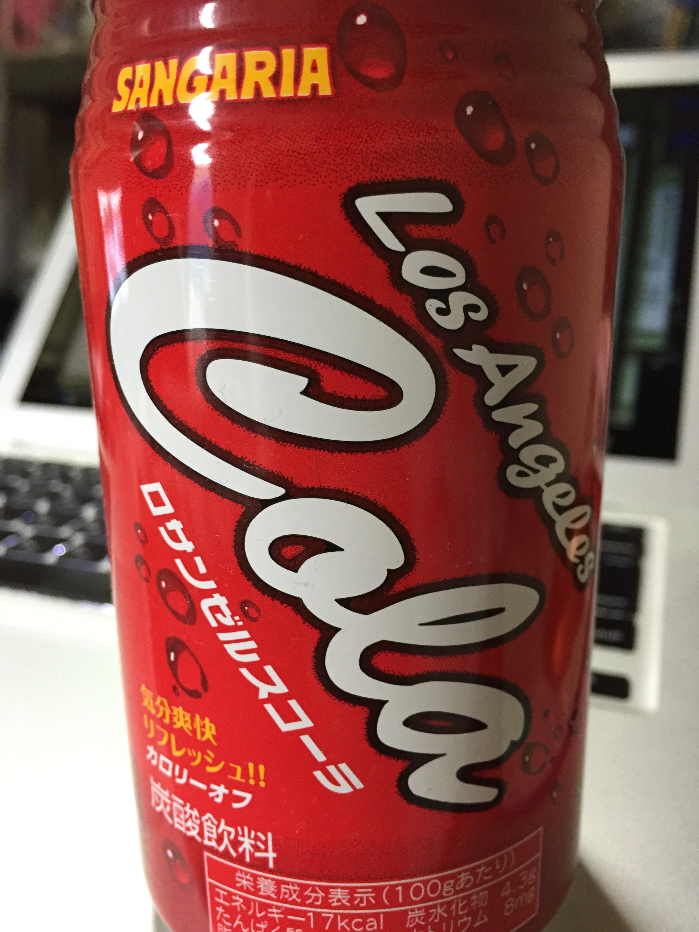 楽天スーパーセールで箱買いしたロサンゼルスコーラ(Los Angeles Cola)