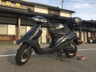 旅の始まり。日本の西側を攻めるバイク旅スタート!